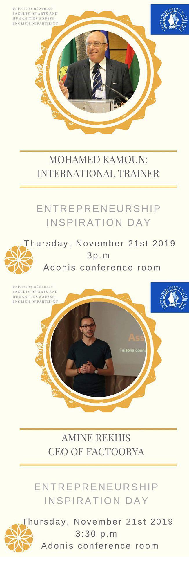 Entrepreneurship Inspiration Day