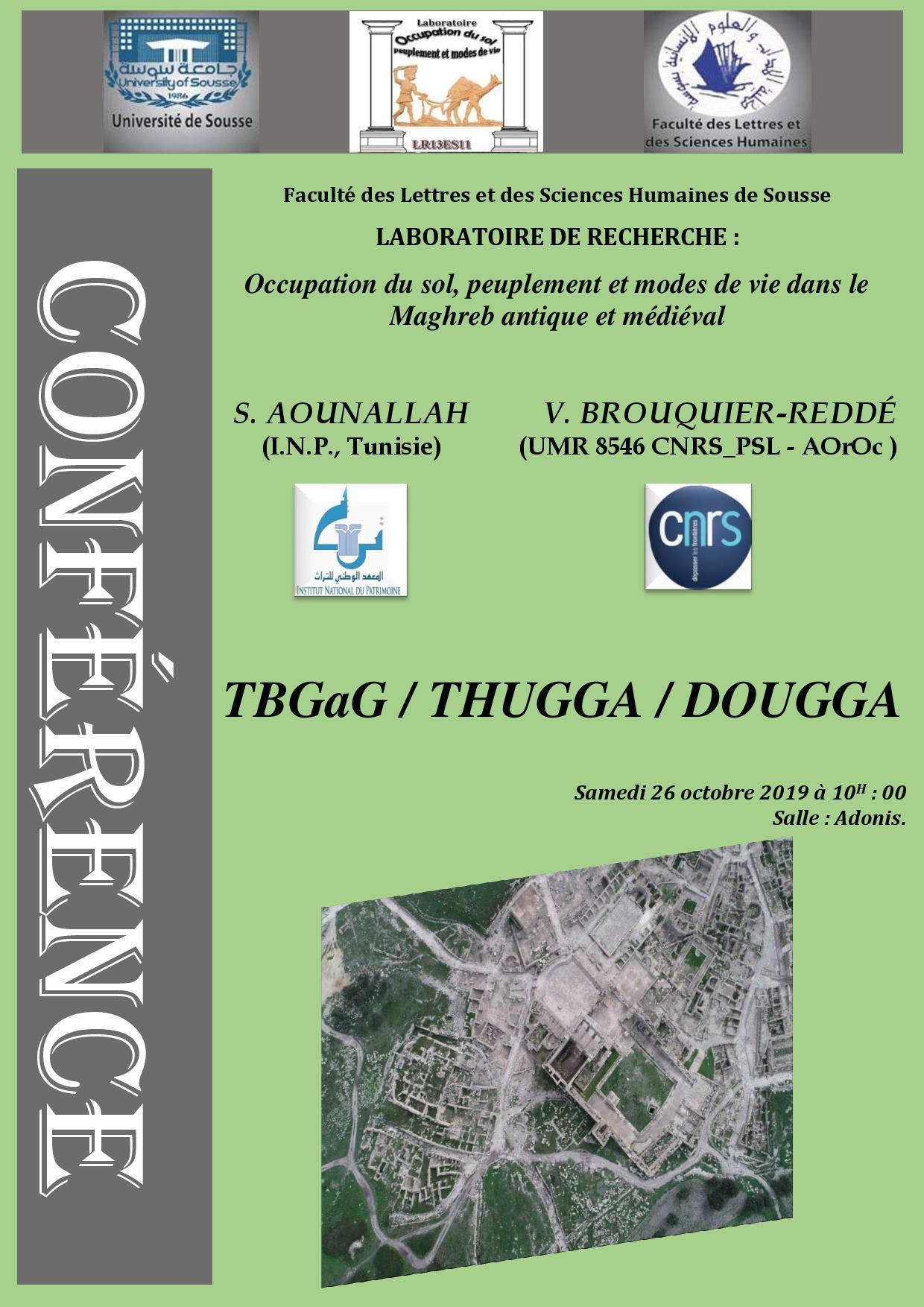 TBGaG/THUGGA/DOUGGA